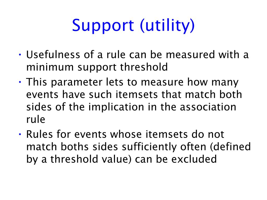 Support (utility)