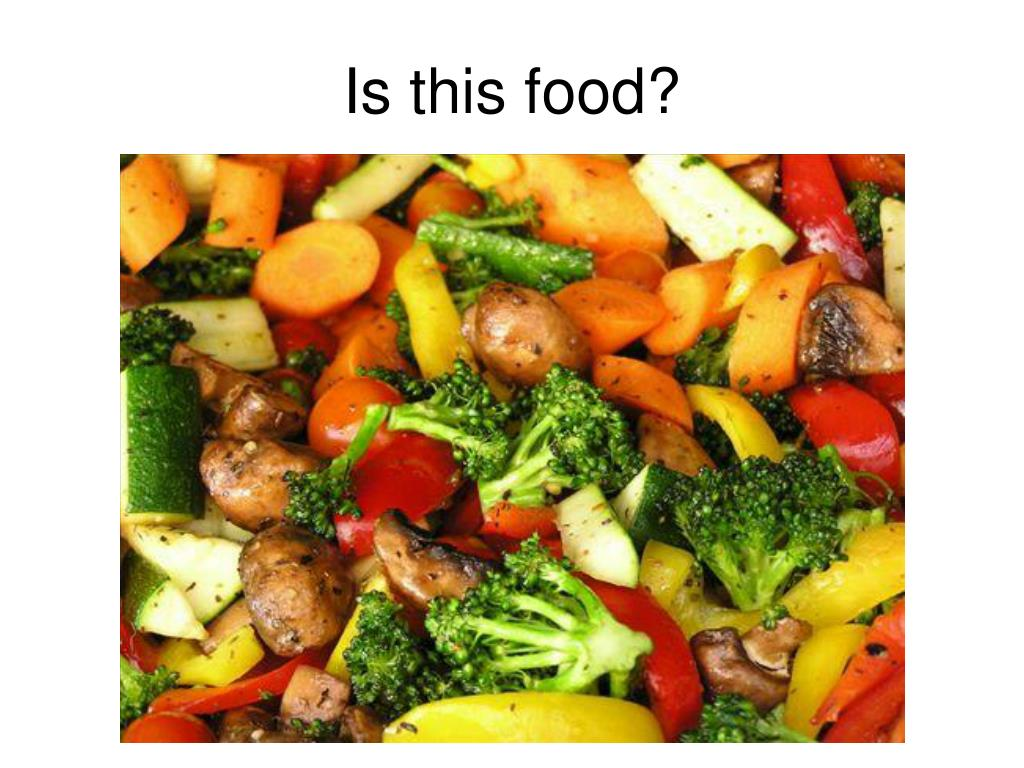 Is this food?