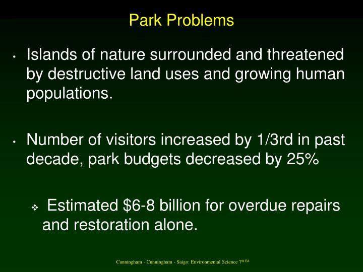 Park Problems