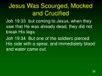 jesus was scourged mocked and crucified6
