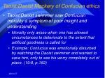taoist daoist mockery of confucian ethics