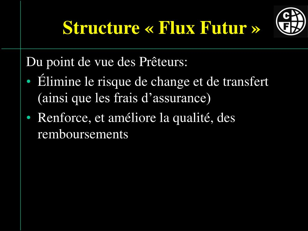 Structure «Flux Futur»