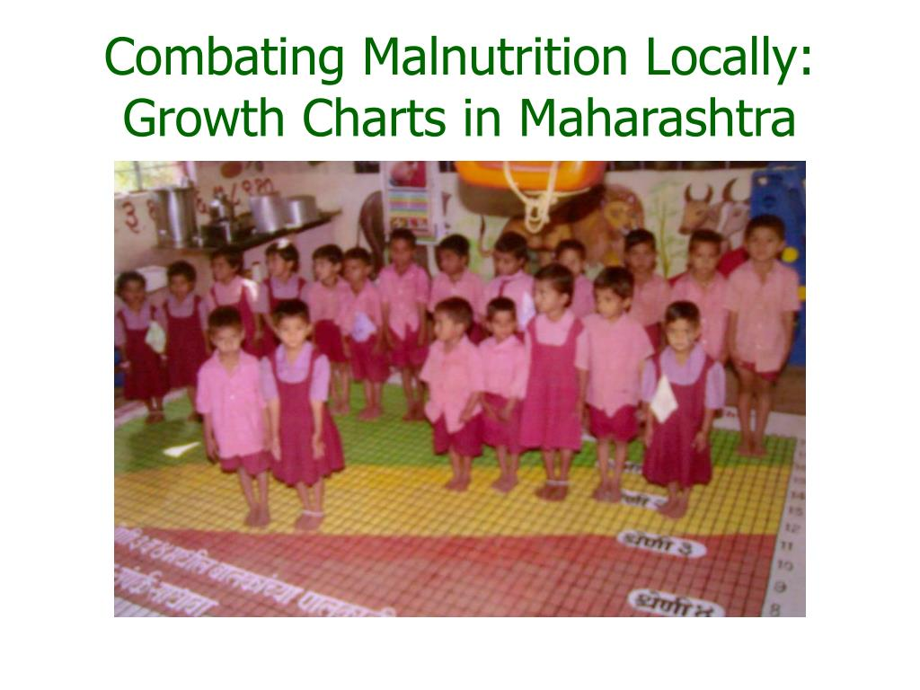 Combating Malnutrition Locally: Growth Charts in Maharashtra