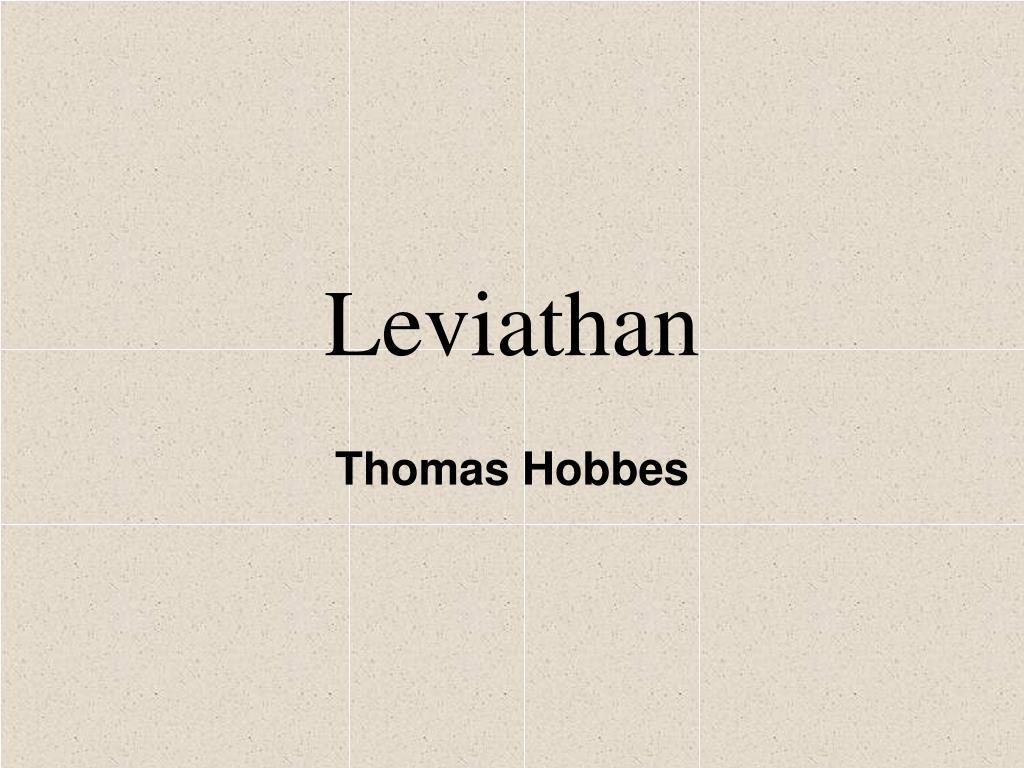 leviathan l.