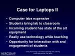 case for laptops ii