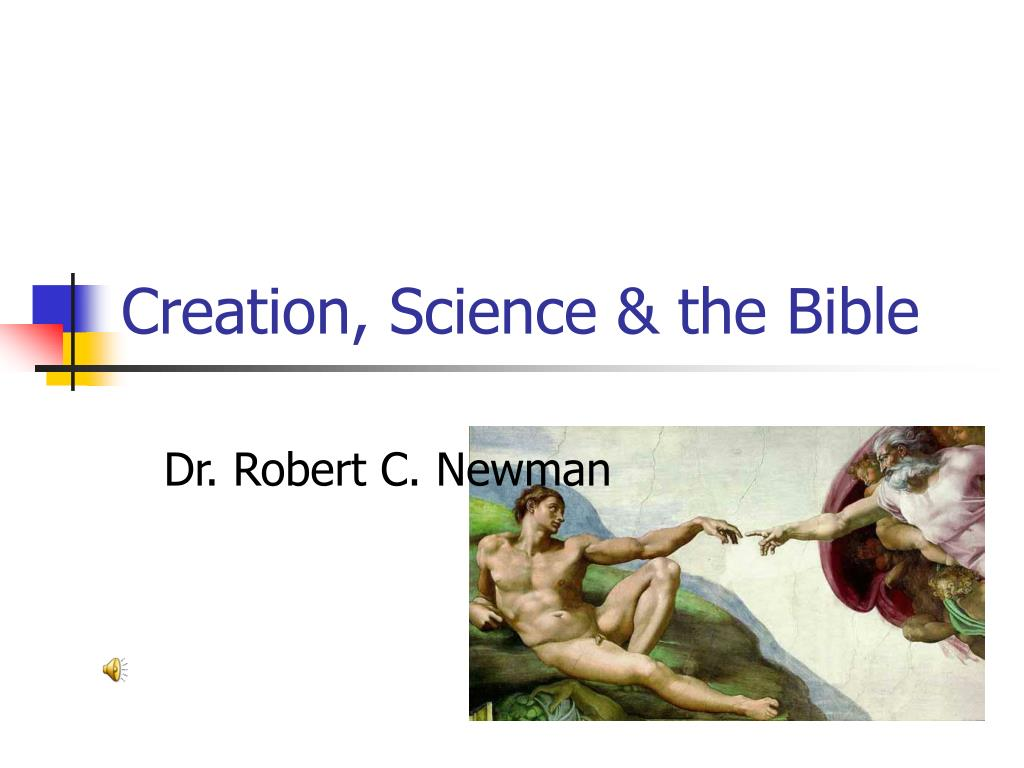 creation science the bible l.