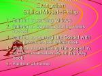 1 biblical mandate for evangelism biblical model phillip
