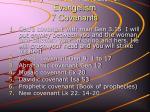 10 biblical mandate for evangelism 7 covenants