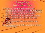 13 biblical mandate for evangelism lost ness of man