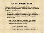 evpi computation20