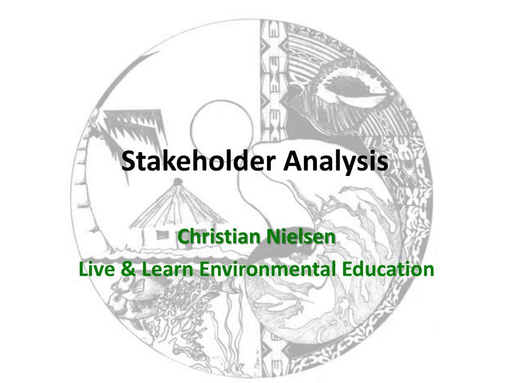 stakeholder analysis l.