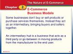 e commerce business models30