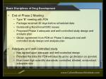 basic disciplines of drug development18