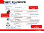 usability enhancements paragraph search skin