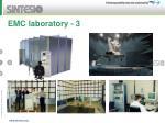 emc laboratory 3