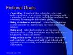 fictional goals19