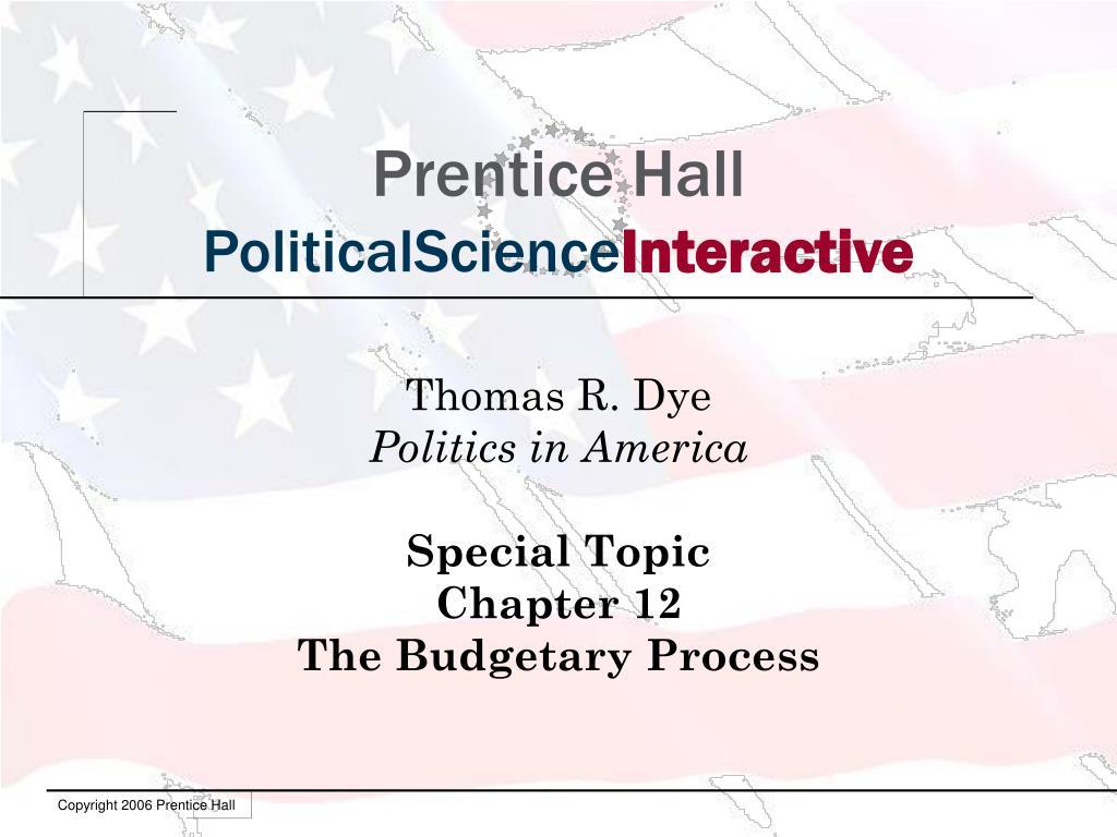 prentice hall politicalscience interactive l.