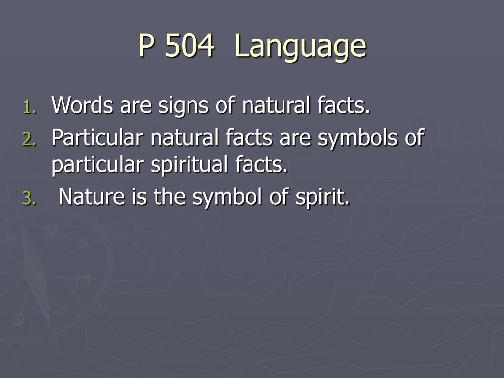 P 504  Language