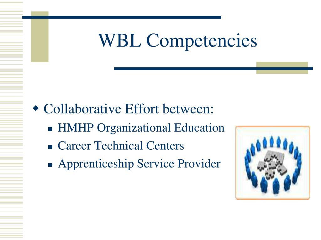 WBL Competencies