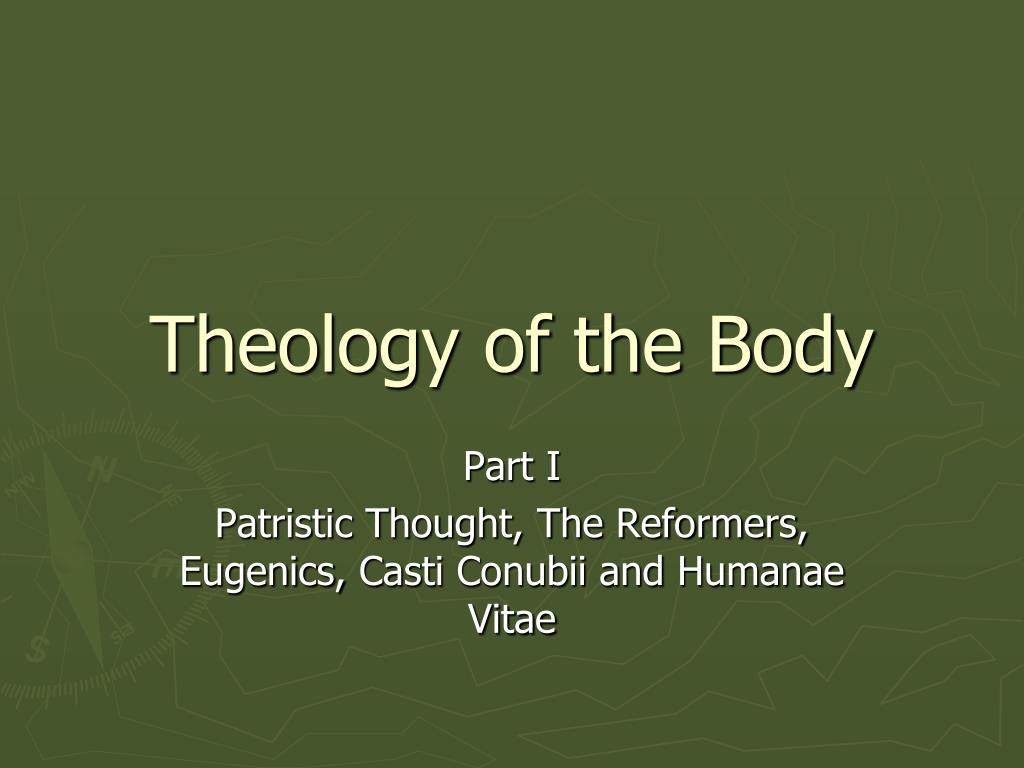 theology of the body l.