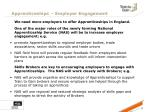 apprenticeships employer engagement