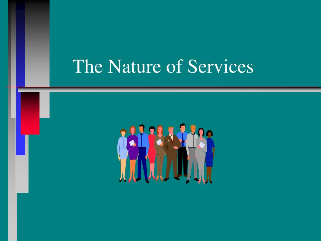 the nature of services l.