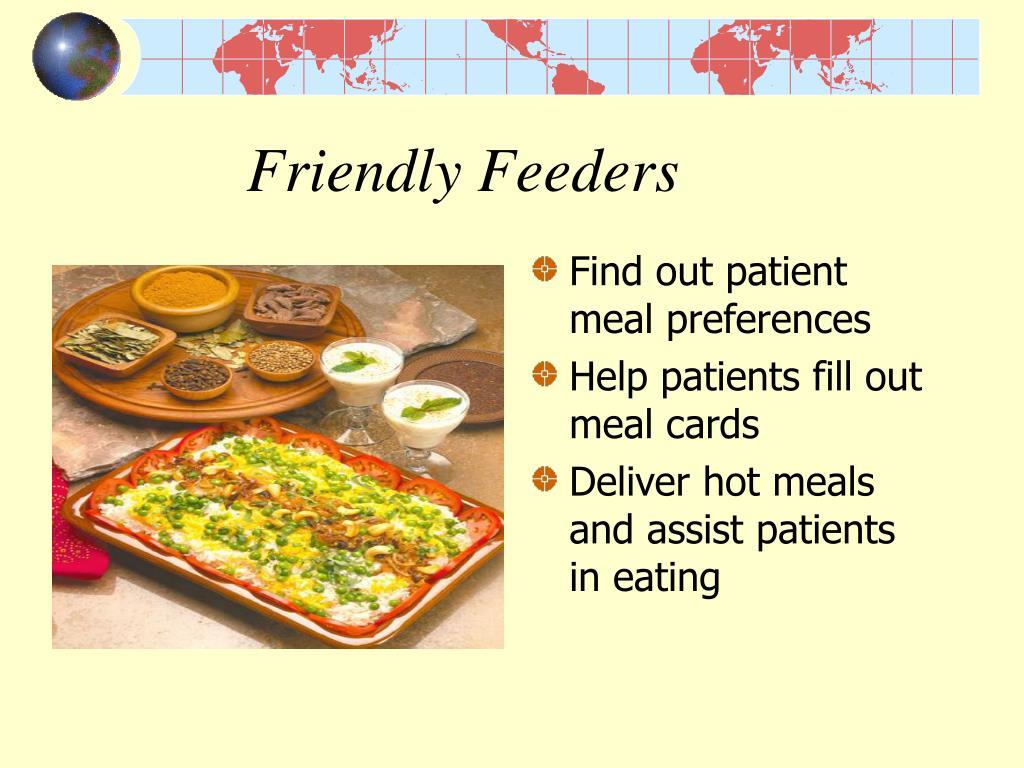 Friendly Feeders