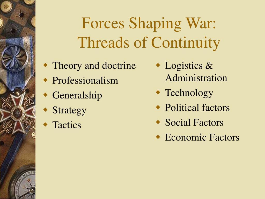 Theory and doctrine