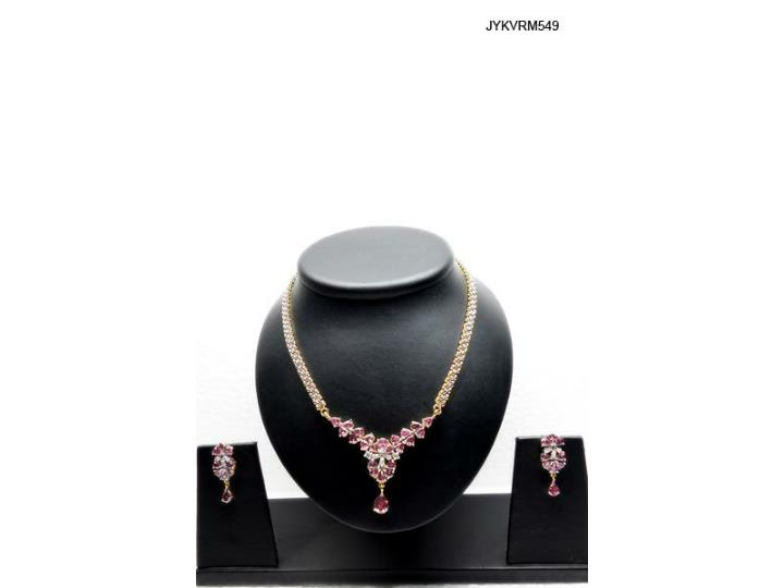 Signity necklace sets 160837