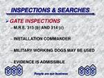 inspections searches39