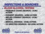 inspections searches41