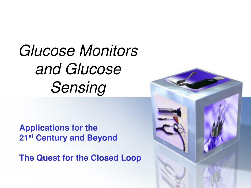 glucose monitors and glucose sensing l.