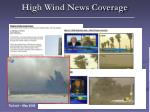 high wind news coverage