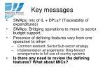 key messages6