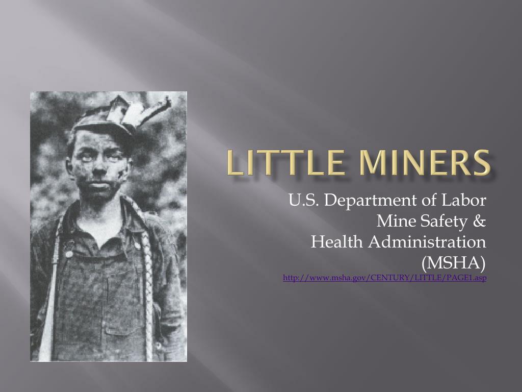 little miners l.