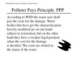 polluter pays principle ppp