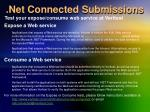 net connected submissions4