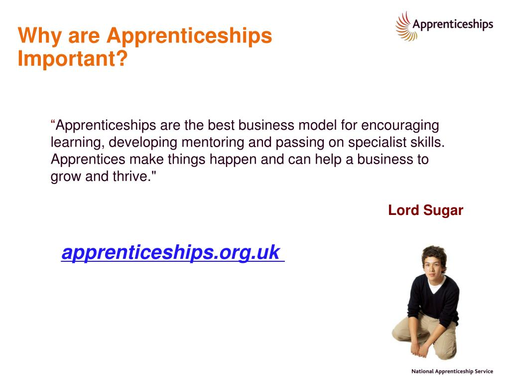 Why are Apprenticeships Important?