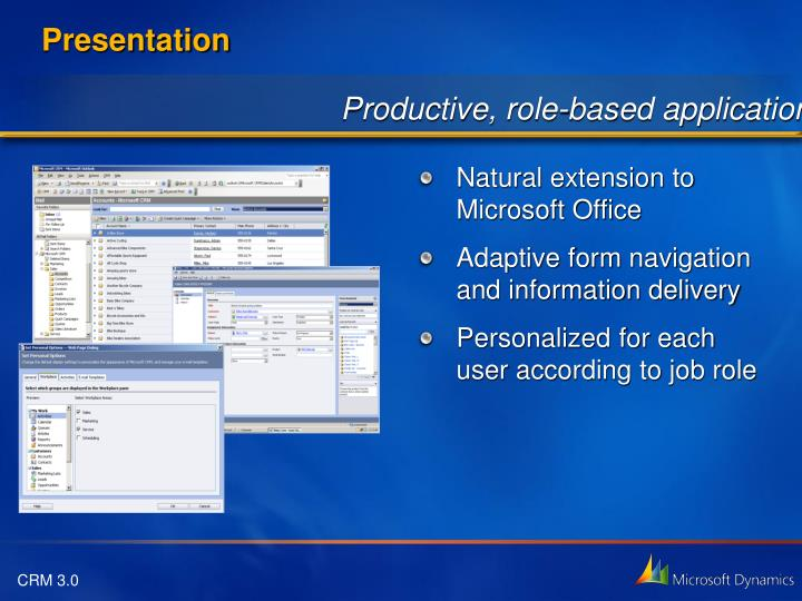Natural extension to Microsoft Office