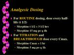 analgesic dosing13