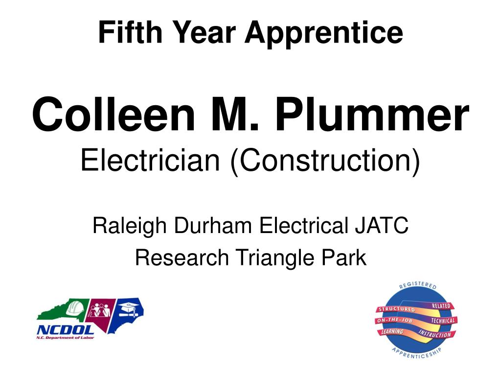 Fifth Year Apprentice