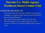 tarrant co multi agency northeast street crimes unit13