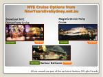 nye cruise options from newyearsevesydney net au