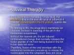 antiviral therapy6