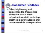 consumer feedback2