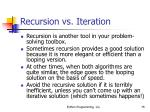 recursion vs iteration76