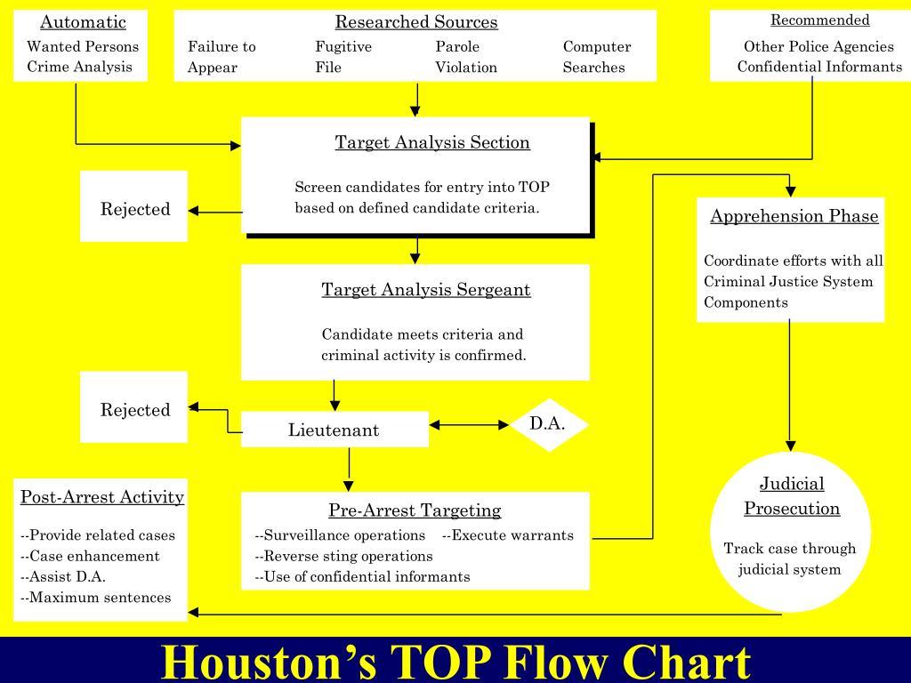 Houston's TOP Flow Chart