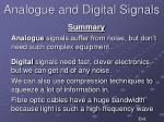 analogue and digital signals15