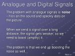 analogue and digital signals8
