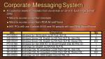 corporate messaging system1